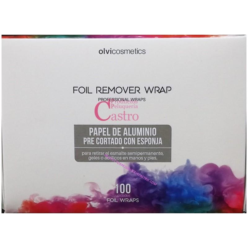 Foil Remover Wrap 100 unid.