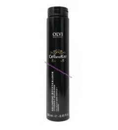 Champu con queratina y celulas madre 250ml Olvi