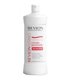 Agua Oxigenada 20 volumenes 900 ml Revlon
