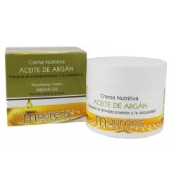 Crema Nutritiva Aceite Argan Maurens