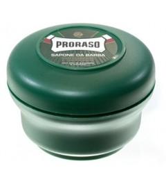 Jabon de afeitar eucalipto y mentol Proraso 150 ml