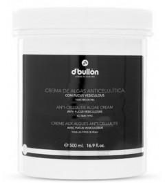 Crema de algas Anticelulitica D Bullon 500ml