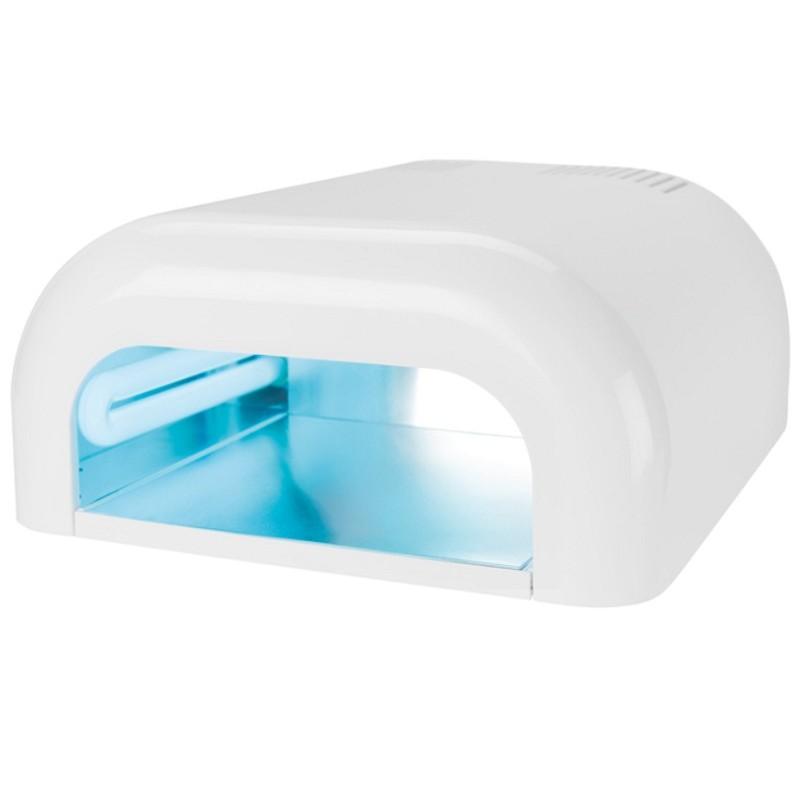 Lampara UV uñas profesional 36w.