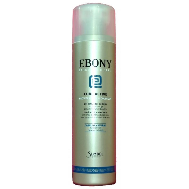 Curl Active activador rizos Ebony Slobel 325 ml