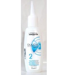 Liquido permanente Dulcia advanced cabellos sensibilizados nº 2 75ml Loreal