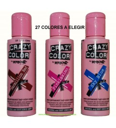 Crazy color tinte fantasia semi permanente