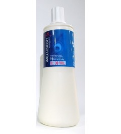 Oxidante 30 volumenes welloxon perfect 1000 ml Wella