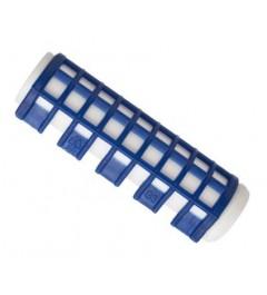 Rulos calientes pequeños azul 17 mm Eurostil
