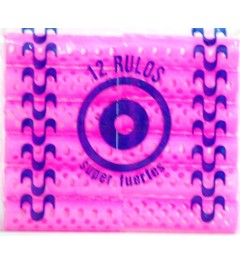 Rulos Rosa Nº 0