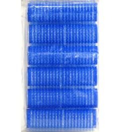 Rulo velcro azul 16 mm