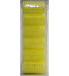 Rulo velcro amarillo 32 mm