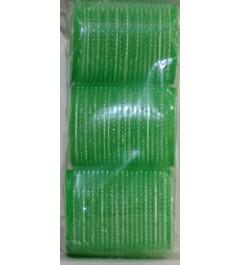 Rulo velcro verde 46 mm