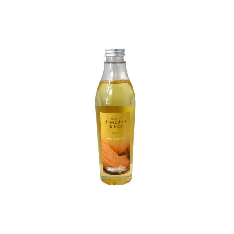 Aceite Almendras Dulces 250ml Nirvana Spa