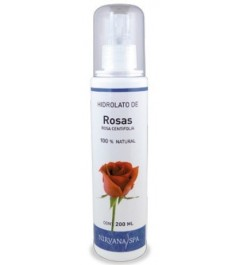 Hidrolato de Rosas Nirvana Spa 200 ml