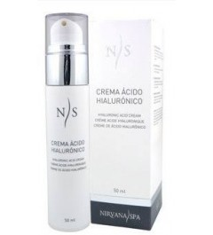 Crema acido Hialuronico Nirvana Spa 50 ml