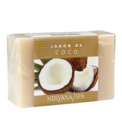 Jabón de Coco Nirvana Spa 100 gr.
