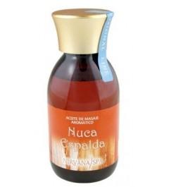 Aceite masaje nuca y espalda Nirvana Spa 125 ml