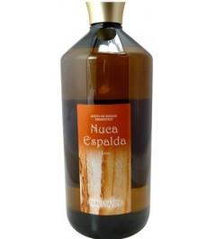 Aceite masaje nuca y espalda Nirvana Spa 1000 ml