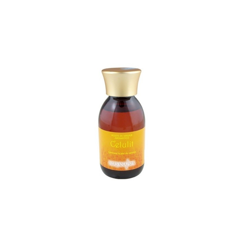 Aceite masaje celulit Nirvana Spa 125 ml