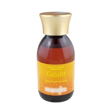 Aceite masaje celulitis Nirvana Spa 125 ml
