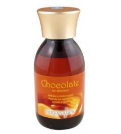 Aceite de chocolate para masaje Nirvana Spa 125 ml