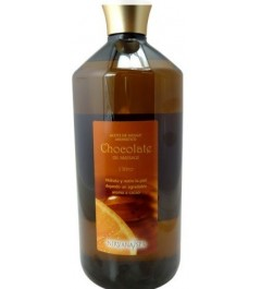 Aceite de chocolate para masaje Nirvana Spa 1000 ml