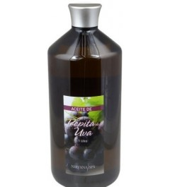 Aceite pepita uva Nirvana Spa 1000 ml
