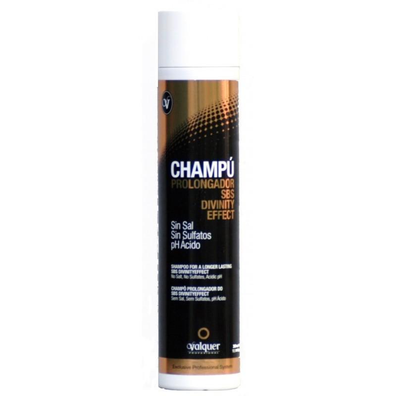 Champu prolongador tratamiento SBS divinityeffect Valquer 300 ml