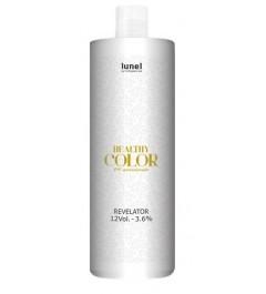 Revelador sin amoniaco 12 vol. 3,6 % Lunel Cosmetics