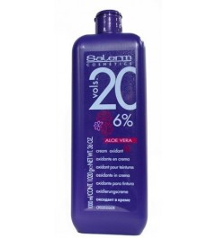 Oxidante 20 volumenes 1000 ml Salerm
