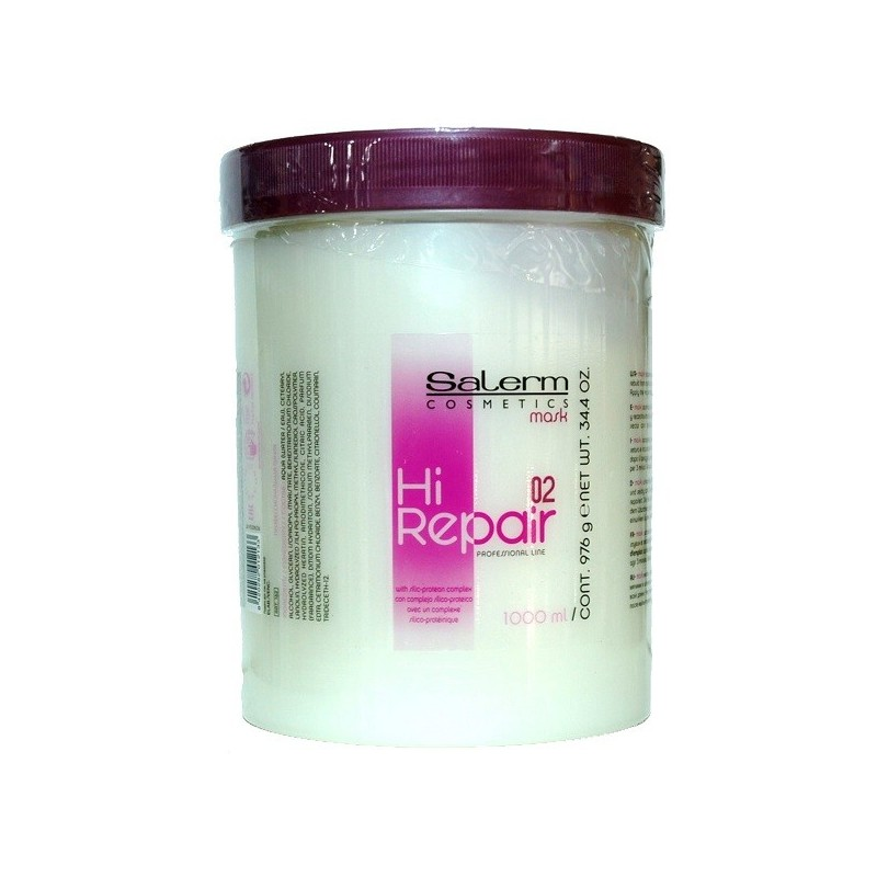 Mascarilla Hi Repair 1000ml Salerm