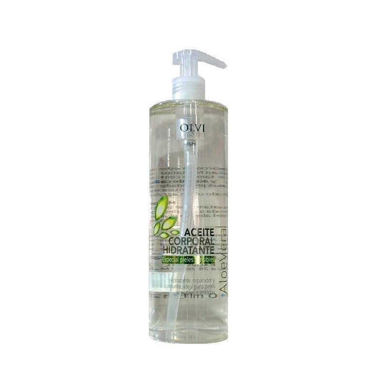Aceite corporal hidratante 500 ml Olvi