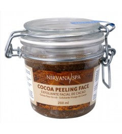 Peeling Facial cacao Nirvana Spa