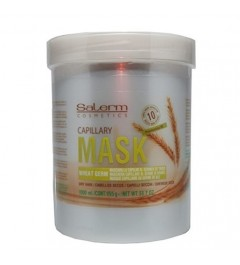Mascarilla Capilar Germen de Trigo 1000ml Salerm