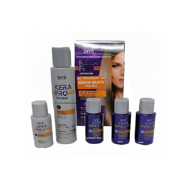 Kerapro Advanced kit unidosis