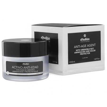 Crema facial Anti-edad 50 ml D Bullon