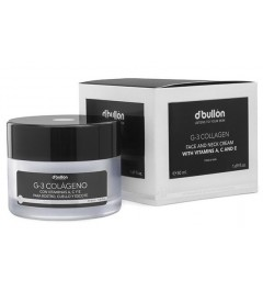 Crema facial G-3 Colageno 50ml D Bullon