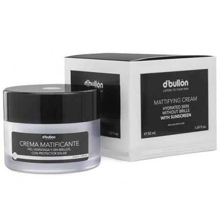 Crema facial Matificante 50 ml D Bullon