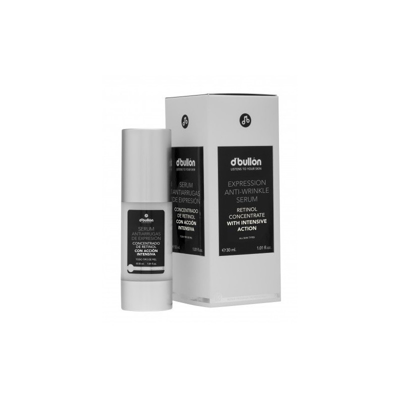 Serum Antiarrugas de Expresion D Bullon 30ml