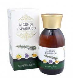 Alcochol Espagirico Nirvana Spa 125 ml