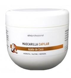 Mascarilla capilar aceite de coco