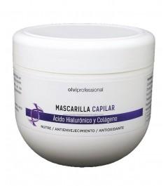 Mascarilla Acido Hialuronico y colageno