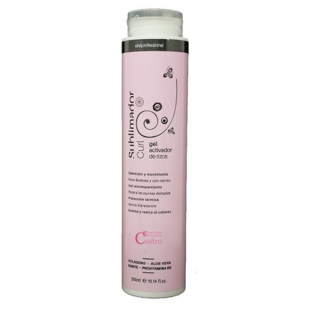 Gel Activador Rizos 300 ml Olvi