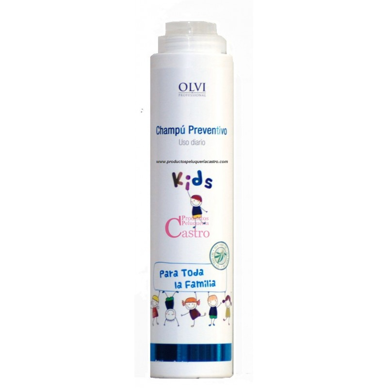 Champu preventivo piojos Olvi 300 ml