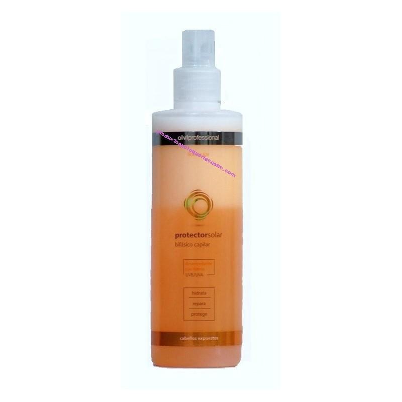 Acondicionador protector solar cabello 250 ml Olvi