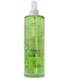 Tonico Facial Aloe Vera 500ml Olvi