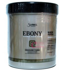 Mascarilla Reestructurante Intensivo 1000ml Ebony Slobel