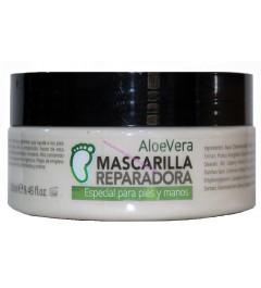 Mascarilla reparadora para pies y manos 250 ml Olvi