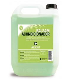Balsamo acondicionador con keratina natural 5000ml valquer
